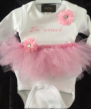 NB I've Arrived Tutu Outfit