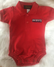 Boy's Pat's Polo Shirt