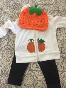 Pumpkin Sweatshirt