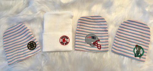 Unisex New England Sports' Team Hospital Hats