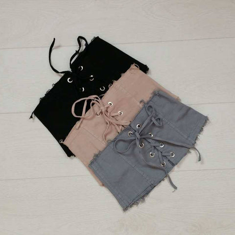 Corset Belt - 2 Colours