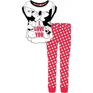 Minnie & Mickey Mouse Pj's