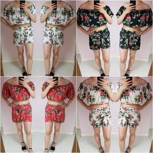 Lola Floral Co-ord Set - 2 Colours
