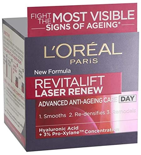 L'Oreal Paris Revitalift Laser Renew Day Cream 40+ 50ml