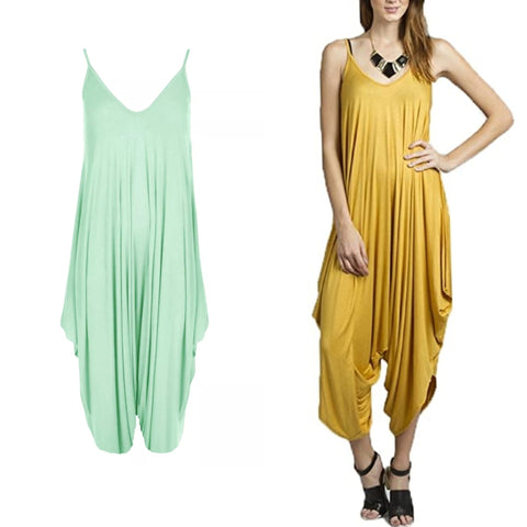Sandie Harem Jumpsuit - 2 colours