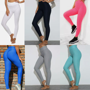 Sabine Honeycomb High Rise Leggings - 6 colours