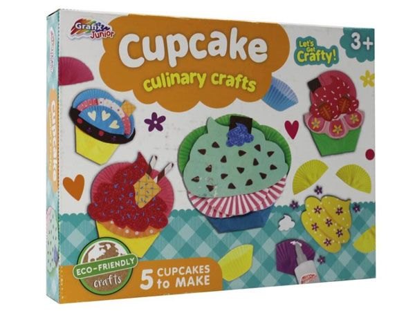 Cupcake Culinary Crafts