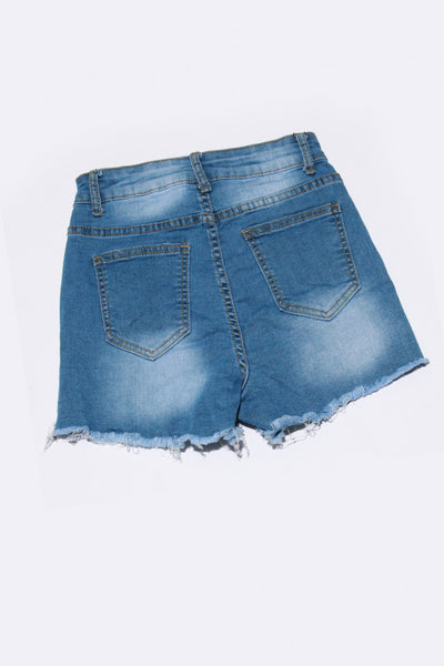 Luca Pearl Embellished Shorts