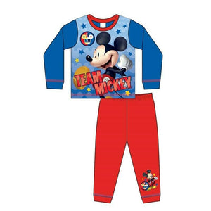 Toddler Mickey Mouse Pijama Set
