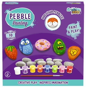 Pebble Painting Set