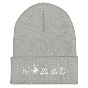Stone Nomad Beanie | The WILD Supply Adventure Travel Apparel, Clothing & Accessories