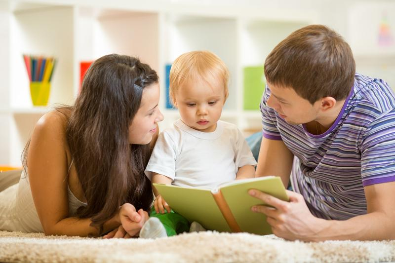 How to Help Your Child Pay Attention During Story Time