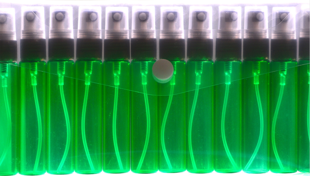 Customized Homeopathic Kits - Liquid Spray Delivery Vials