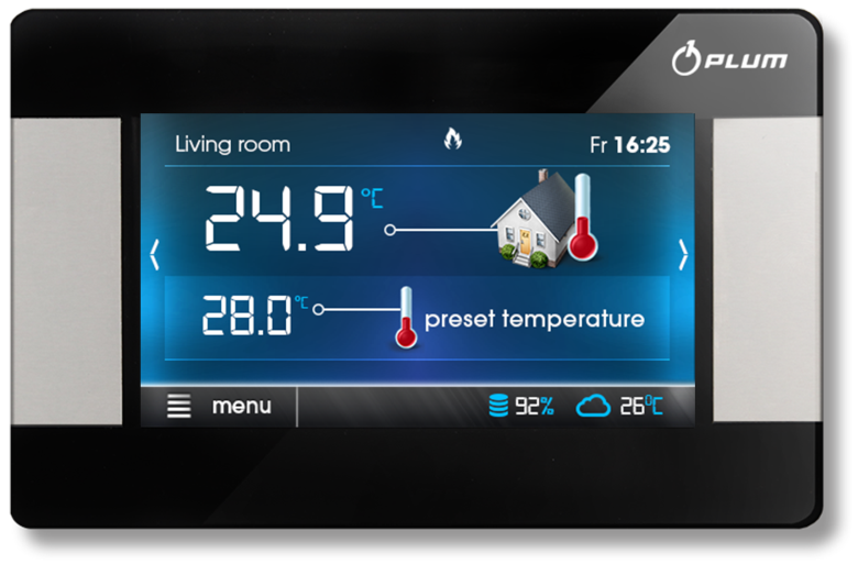 ecoSTER Touch Thermostat