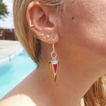 FARAON RUBY EARRINGS