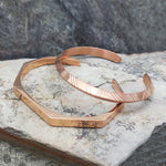GEOMETRICO ROSE GOLD PLUS TRIBAL LINEAL ROSE GOLD BRACELETS