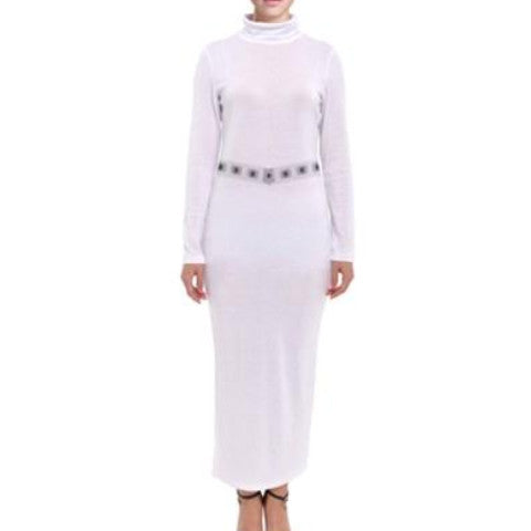 Princess Leia Long Dress