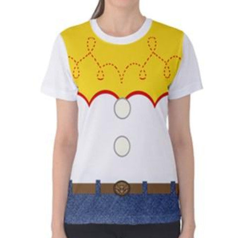 Toy Story Jessie Tshirt( with belt)
