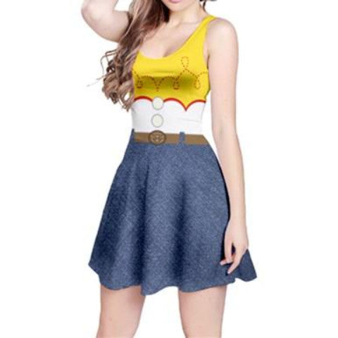 Toy Story Jessie Dress