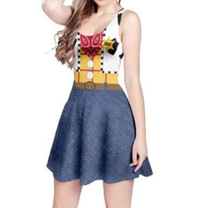 Toy Story Woody Dress