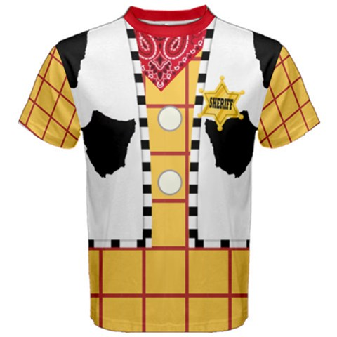 Toy Story Woody Tshirt (Men)