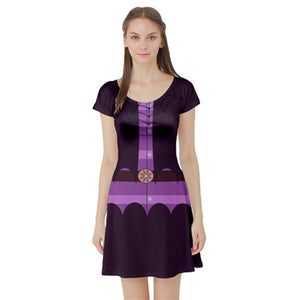 Oxana Hauntley (Short Sleeve) Dress Woman