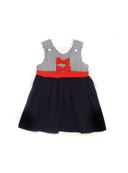 Matilda Dress (Red)