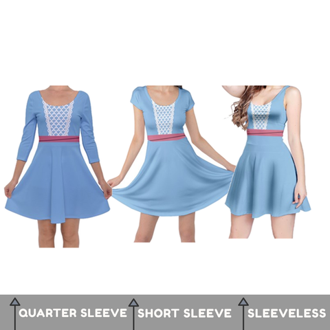 Adult toy story 4 Bo Peep dress