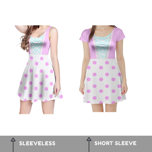 Adult toy story Bo Peep dress
