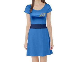 adult toy story aliens dress