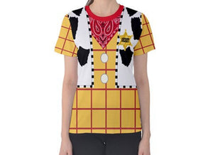Toy Story Woody Tshirt (Woman)