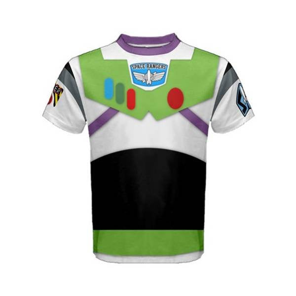 Toy Story Buzz Lightyear Tshirt (Men)
