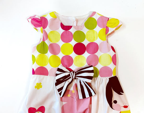 Baby Dolls Dress - Rusty Collection