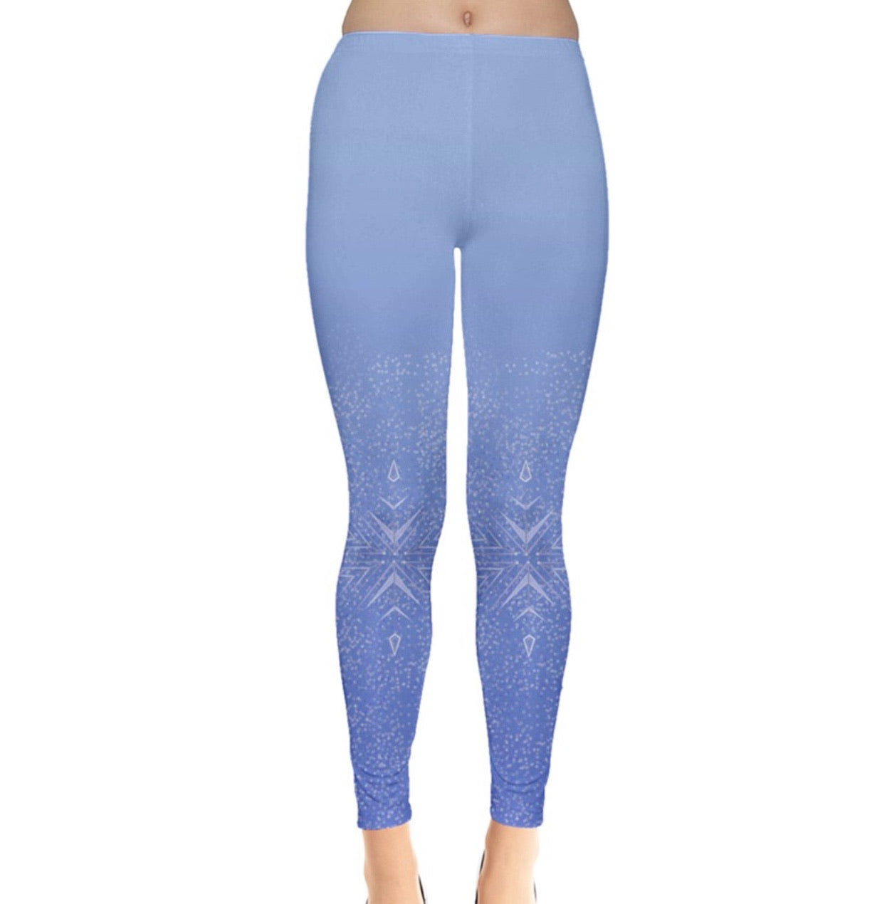 Elsa leggings - Frozen 2 Costume