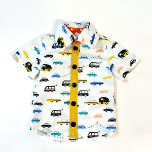 Vintage Cars Shirt - Rusty Collection