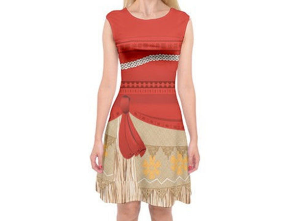 Woman Moana Dress