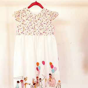 Parade Dress - Rusty Collection