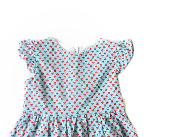 Cherry Berry Dress
