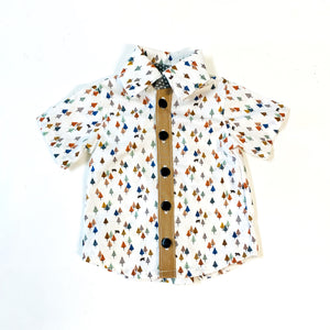 Forest Shirt - Rusty Collection