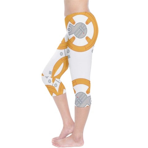 BB-8 leggings - Star Wars Costume