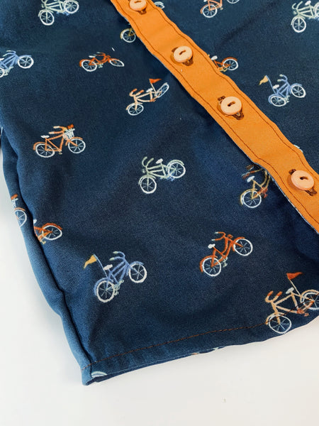 Bicycles Shirt - Rusty Collection