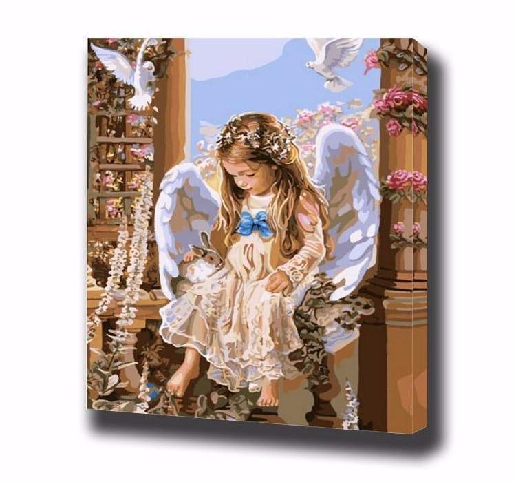 Guardian Angel Vinci™ Paint-By-Number Kit