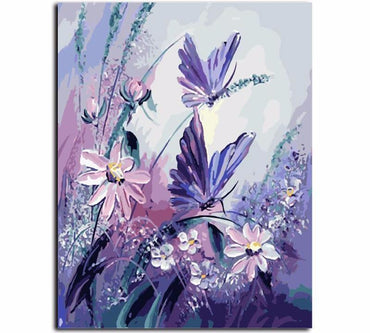 Butterfly Vinci™ Paint-By-Number Kit