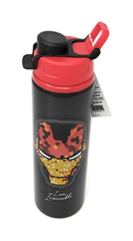 Avengers Stainless Steel Sipper Water Bottle