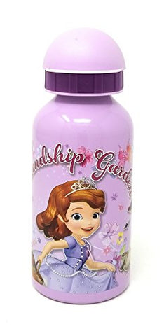 Disney Sofia Plastic Sipper Water Bottle