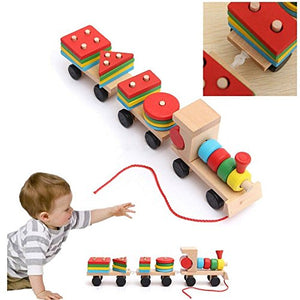 Wooden Train toys