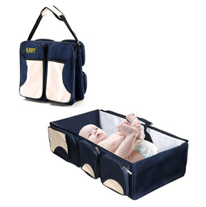 3 in 1 Diaper Bag Travel - Multi-functional