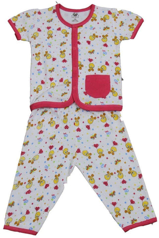 Baby Pajama Set- Looney Tune
