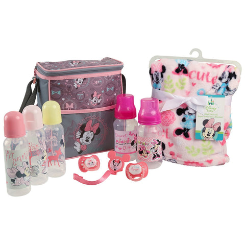Disney Baby Minnie Mouse Essentials Bundle