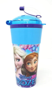 Disney & Marvel Character Snackeez Cup, 2 in 1 Snack and Drink Cup